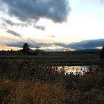 Sunset at Sunriver