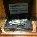 A REAL hand of glory!