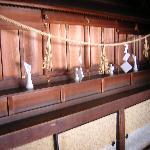 2階の神棚