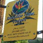 Paradise Cove Lodges...Stay here!