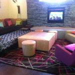 Public bar/lounge area