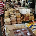 weekly local market