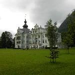 Beautiful Schloss Grubhof