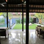 Gorgeous Villa outdoor area