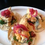 fish tacos, delicious!
