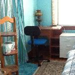 Desk in Queen/Twin Bedroom
