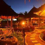 Tangram Garden Foto