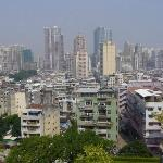Monte Forte - views of the surrounding area