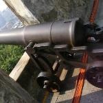 Monte Forte - Nice cannon