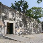 Monte Forte - Entrance