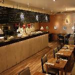 Salt & Cravings - Restaurant