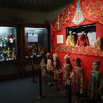 Chinese Opera exhibit