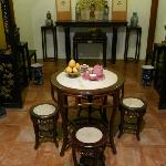 Traditional Chinese Macau house