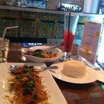 Thai fish dish