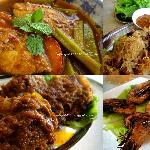 Authentic Nyonya Cuisine.