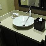 Neues Waschbecken im 2. Zimmer