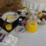 """Le """"petit"""" déjeuner"""