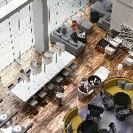 Lobby Lounge - Green