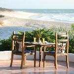 Relax over lunch on our patio terrace and during season watch the humpback whale migration