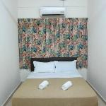 Room I stayed (Deluxe bed room !? with shared bath)