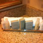 Aveda Toiletries are the Best!