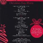 Christmas Day menu