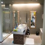 oasis suite bathroom