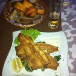 Ørred fisk