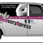 new delivery van!
