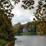Stourhead in October 2012