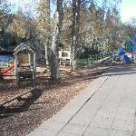 kids playarea