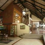 Hall et accès restaurant principal
