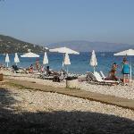 The Shea Shells Restaurant/Snack Bar- Barbati Beach Corfu