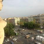 View of Piazza del Risorgimento