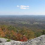 A view from Millbrook Mountain