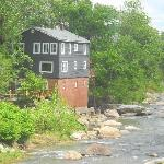 River House at Chimney Rock...riverview