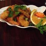 volcano shrimp
