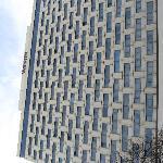 Westin Zagreb -Ein Hochhaus mit Niveau