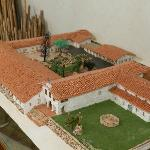 Model of the original mission