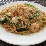 Widus pancit canton.. one of the most expensive I ever had. :)