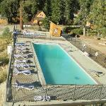 Jacuzzi/Pool area