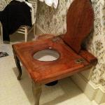 Cadillac Room antique commode