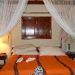 One Bedroom Villa (upstairs bedroom)