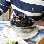 Enjoyed the mussels!