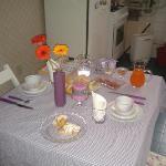 la mitica colazione