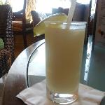 Refreshing margarita