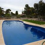 Caravan Park swimming pool
