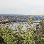 Gellert Hill view of Danube