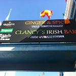 Clancys Irish bar