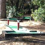 Minature golf course